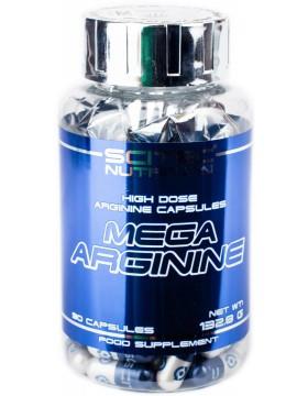 SN Mega Arginine 90 кап