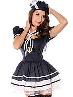 Ролевой костюм девушки морячки, фото 1