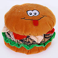 Мягкая подушка мини Гамбургер, сувенир