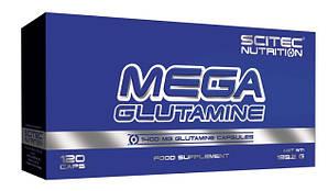 SN Mega Glutamine 120 кап