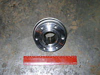 Ступица шкива вала коленч. ГАЗ с отражателем (фланец коленвала) (пр-во ЗМЗ), фото 1