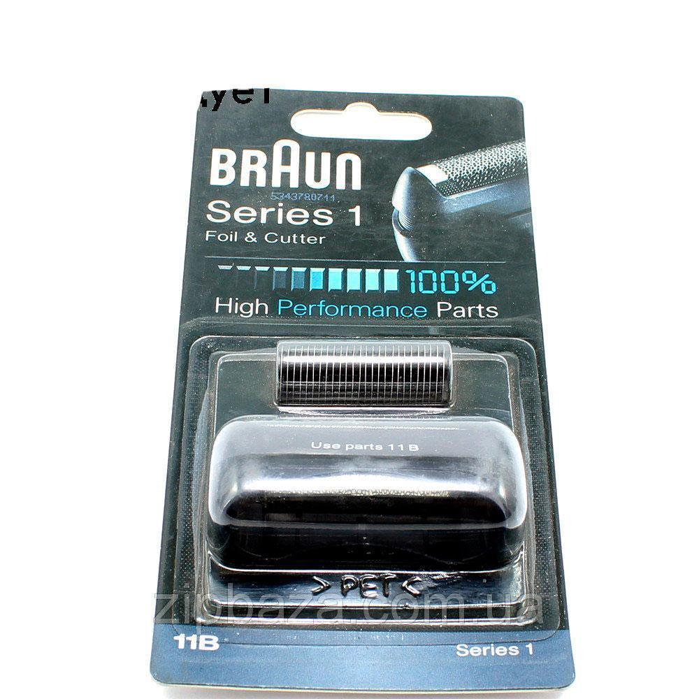 Сетка и режущий блок Braun 11B    series1