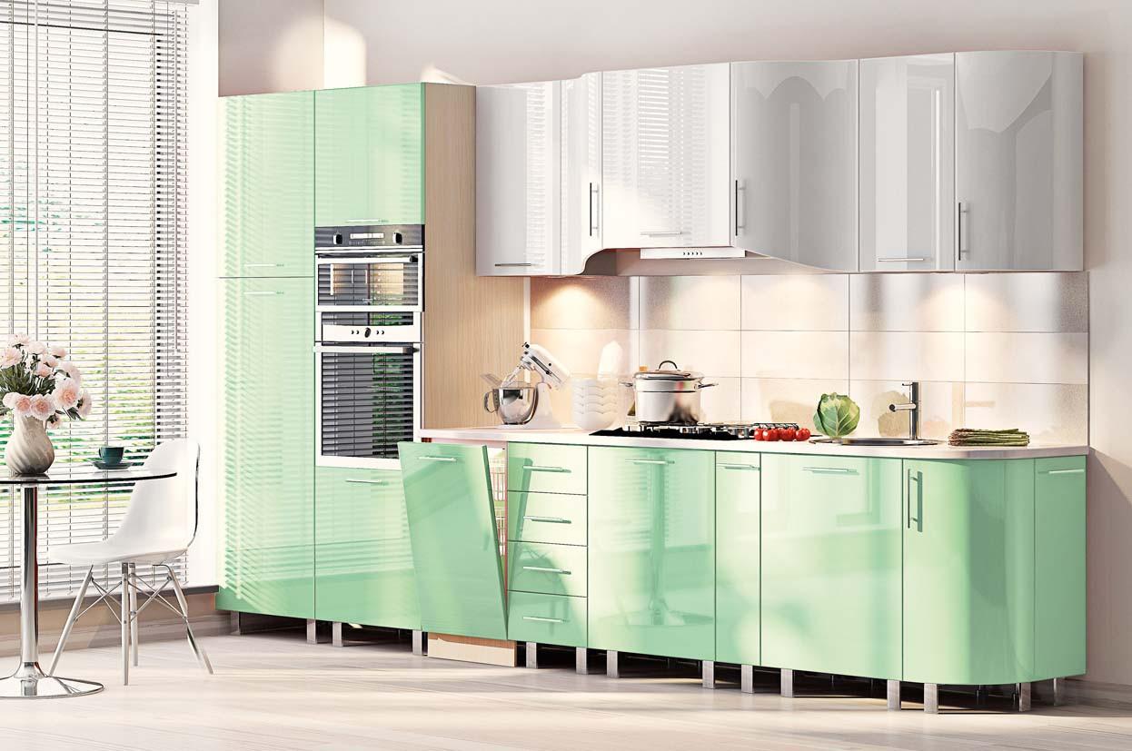 """Кухня """"Хай-тек"""" KX-176"""
