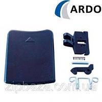 Ручка люка СМА ARDO 12501206 черная 139АК01