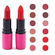 Набор помад Mac true color peach ahd honey creme lipstick rouge a levres, фото 2