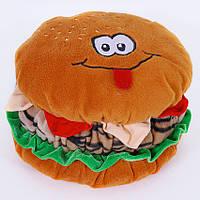 Детская подушка Гамбургер, сувенир