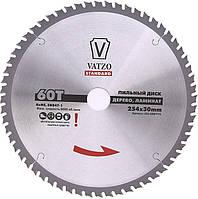 Пильный диск по ламинату VATZO 200x32x48z