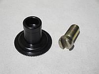 Трещетка тормозного цилиндра с винтом трещетки правая с ABS БОГДАН А091/А092 (8973497400+8973497420)  JAPACO, фото 1