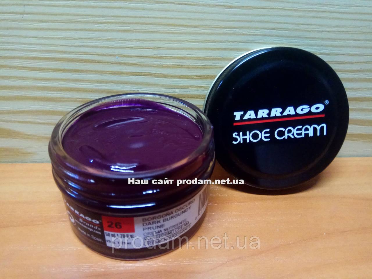 Крем для обуви  из гладкой кожи Tarrago