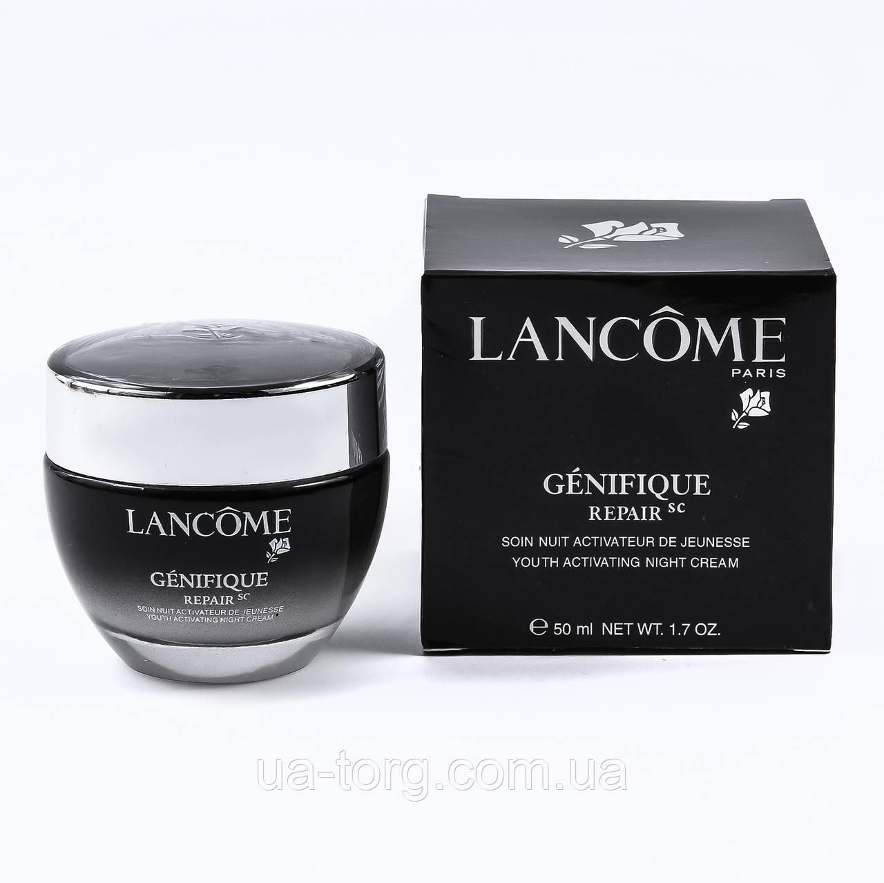 Крем для лица Lancome Genifique Repair ночной