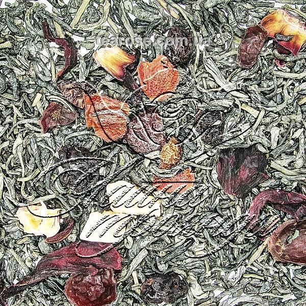 Фруктовий чай «Малинове життя»