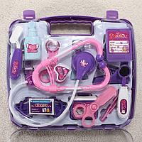 Ребенок сделал вид, что врач набор игрушек кофр медицинский набор 1TopShop