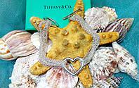 "Браслет Tiffany & Co ""Favourite Heart"""