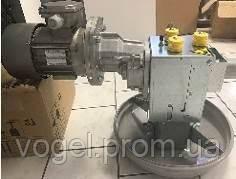 Мотор-редуктор з останньою годівницею Minimax, d=45mm
