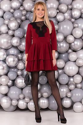 b3a8c7ed107 Черное платье в стиле Беби Долл  продажа