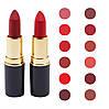 Набор помад Mac creme lipstick 12 шт, фото 3