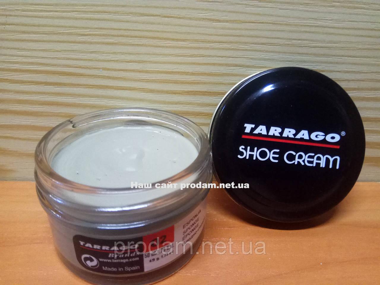 Крем для обуви Tarrago 02 бледно-серый