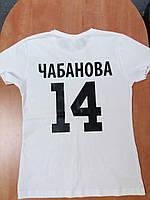 Печать на футболках (логотипы, надписи, рисунки)