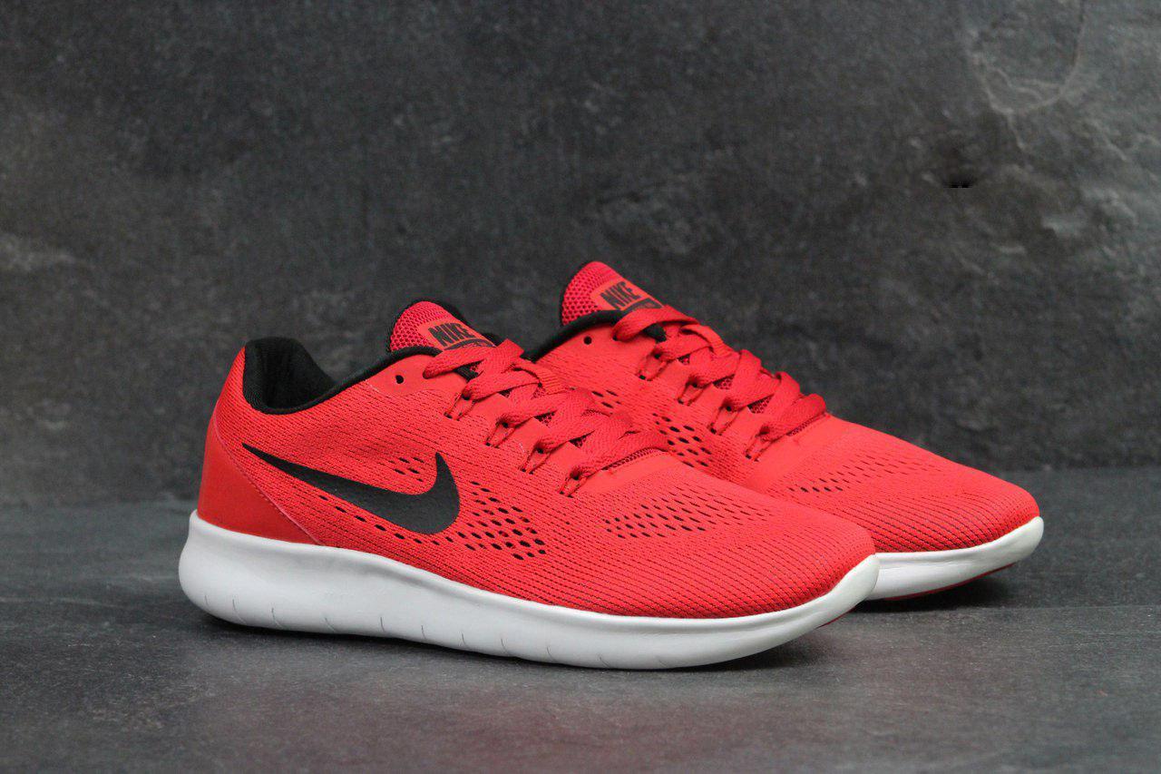 Мужские кроссовки Nike Free RN Red
