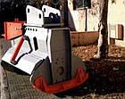 Мульчер лесной, измельчитель деревьев, измельчитель пней, лесной измельчитель на экскаватор TFVH (Ventura), фото 2