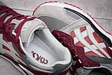 Мужские кроссовки Asics Gel-Lique Gray/Red о, фото 3