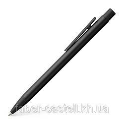 Шариковая ручка Faber-Castell NEO Slim Metal Black черный металл, 342320