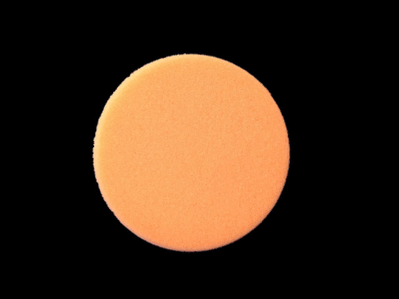 Полировальный круг антиголограммный - Koch Chemie 135х30 мм. оранжевый (999271)