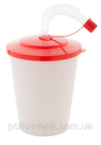 Пластикова чашка 400 мл Чіко