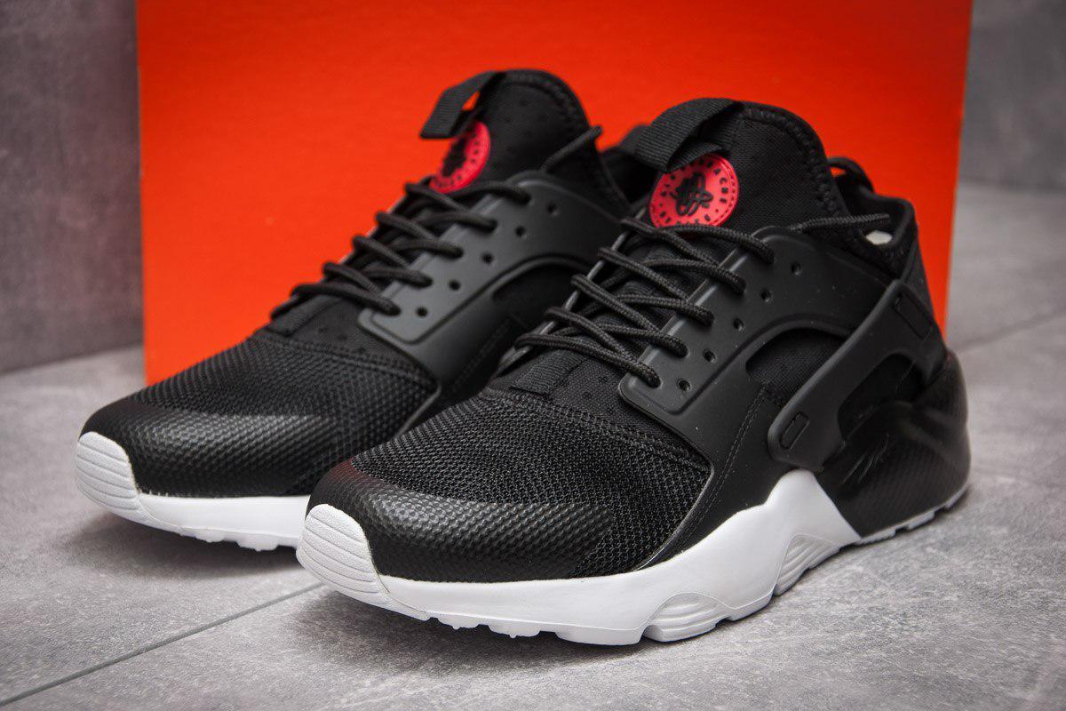 ec8cbd6c Мужские кроссовки Nike Air Huarache Run Ultra Black/White - Интернет-магазин