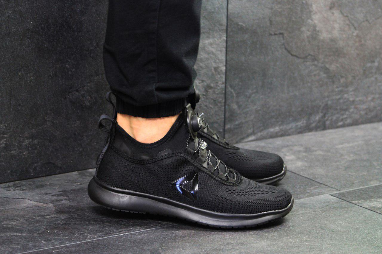 Мужские кроссовки Reebok Pump Plus Tech Black