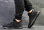 Мужские кроссовки Reebok Pump Plus Tech Black, фото 2