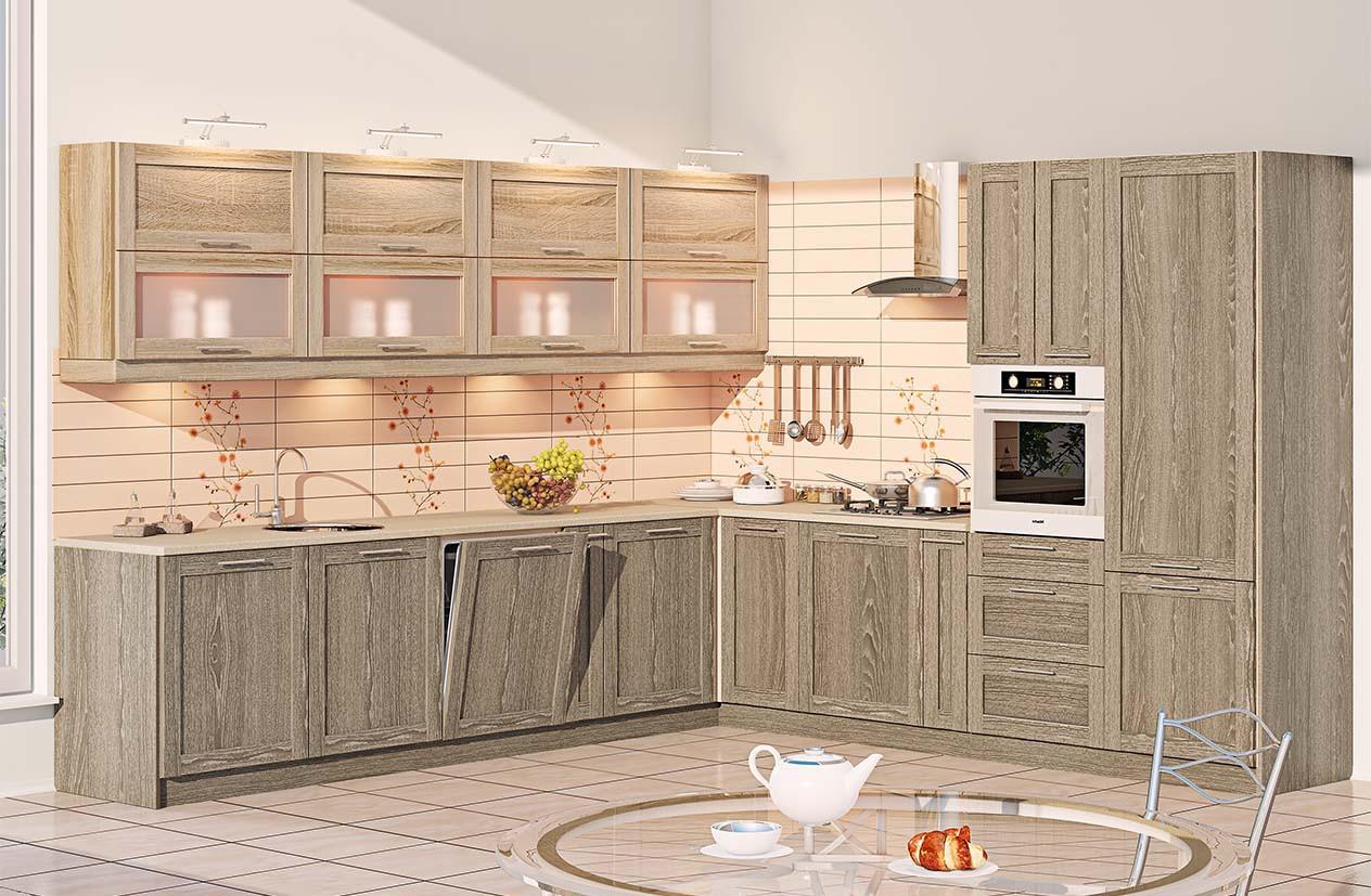 """Кухня """"Престиж"""" KX-6142"""