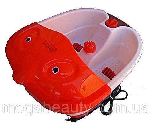 Ванночка для ніг з підігрівом води і гідромасажем SQ368