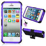 Крутой защитный бампер чехол кейс для смартфона планшета телефона Iphone Айфона 5 5s, фото 3