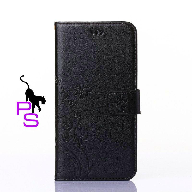 Строгий черный бампер чехол кейс для смартфона  телефона Meizu Note 2
