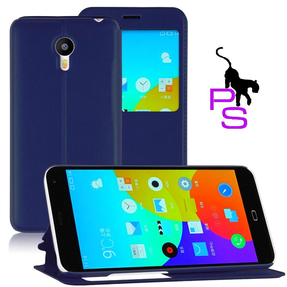 Строгий бампер чехол кейс для смартфона телефона Meizu Note 2