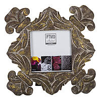 Фоторамка RAFT photoframe carved .. 665038-PT PTMD Collection