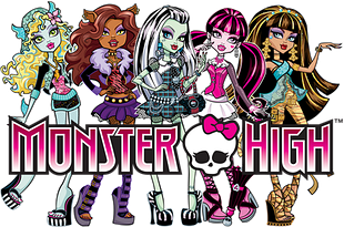 ПЕРСОНАЖИ монстр хай (monster high)