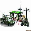 """Конструктор """"Разведгруппа зоны боевых действий"""" Combat Zones Brick 809 285 деталей, фото 2"""