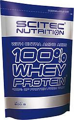 SN 100% Whey Protein 500 г - strawberry
