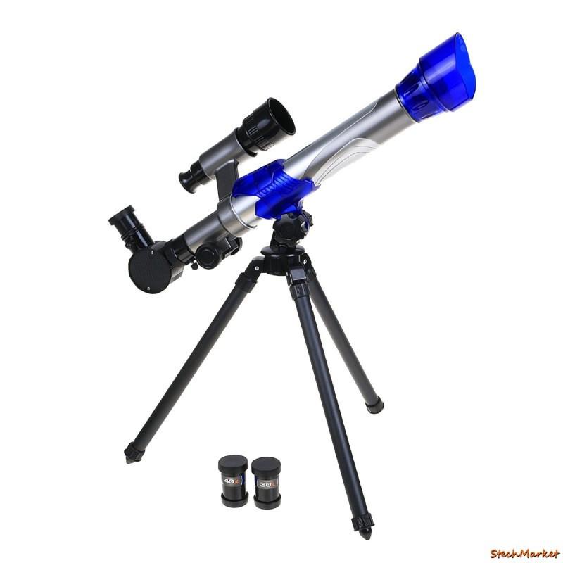 Детский телескоп С2130 со штативом