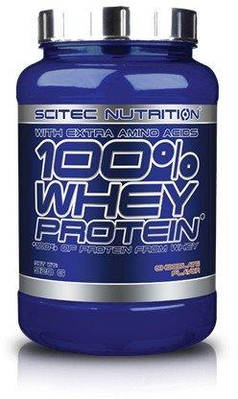 SN 100% Whey Protein 920 г - chocolate mint