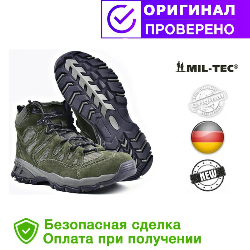 Тактические полуботинки (кроссовки) Trooper boots 5 IN Mil-Tec (мил-тек) (12824001) все размеры
