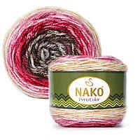 Пряжа Nako Peru Color 32189 (Нако Перу Колор)