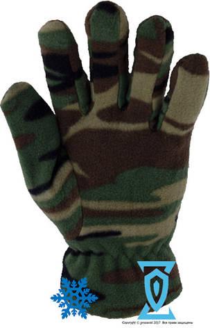 Перчатки теплые Кашемир RPOLAR-MORO (Reiss), фото 2