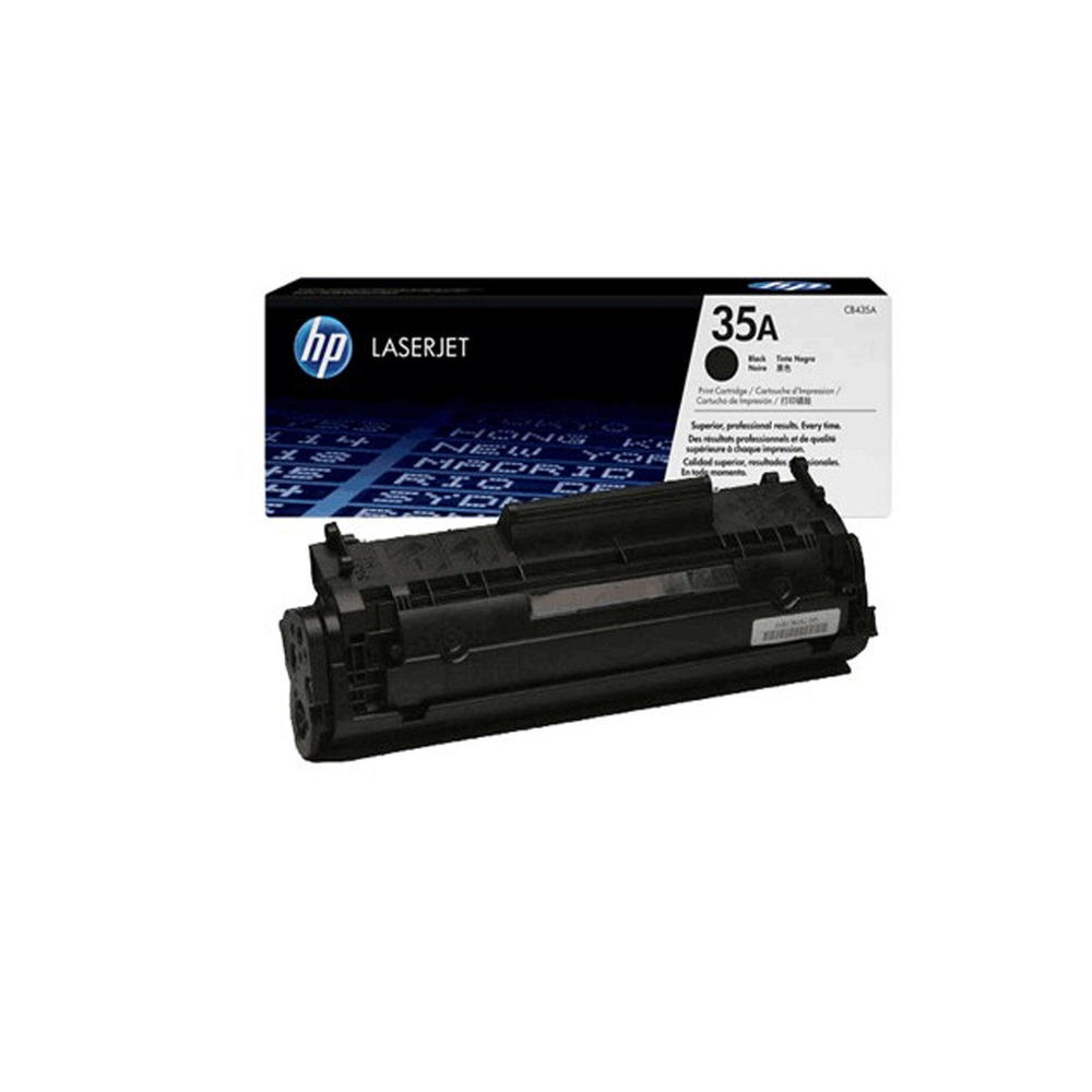 Картридж HP LJ 35A (CB435A) .