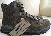 Тактические ботинки Trooper boots 5 IN Mil-Tec (мил-тек) (12824001) 38, 39, 40, 41, 42 - 46 размеры, фото 3