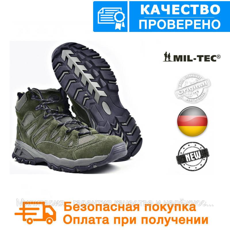 Тактические ботинки Trooper boots 5 IN Mil-Tec (мил-тек) (12824001) 38, 39, 40, 41, 42 - 46 размеры