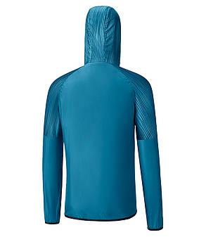 Куртка для бега Mizuno Printed Hoodie Jacket K2GE8510-12, фото 2