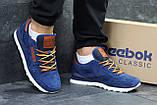 Мужские кроссовки Reebok Classic Blue, фото 2